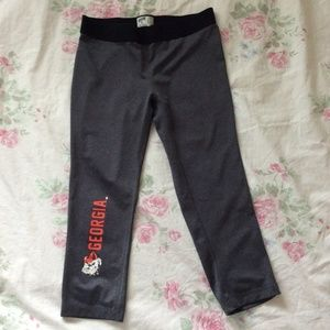 University Of Georgia Work out leggings